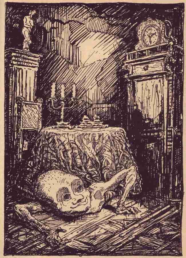 04-Alfred-Kubin--Der-Hauskobold--Der-Orchideengarten--1919--issue-2