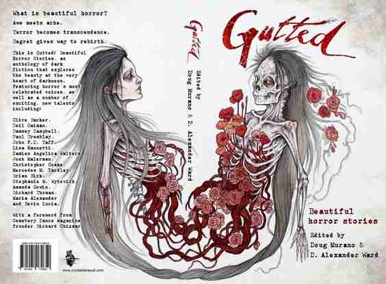 Gutted Anthology out from Crystal Lake