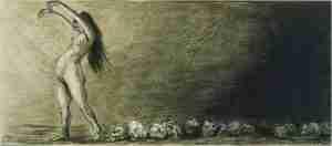 Alfred Kubin, Weird Fiction