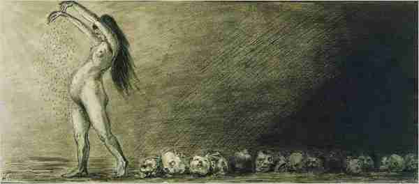 Alfred Kubin, Weird Fiction