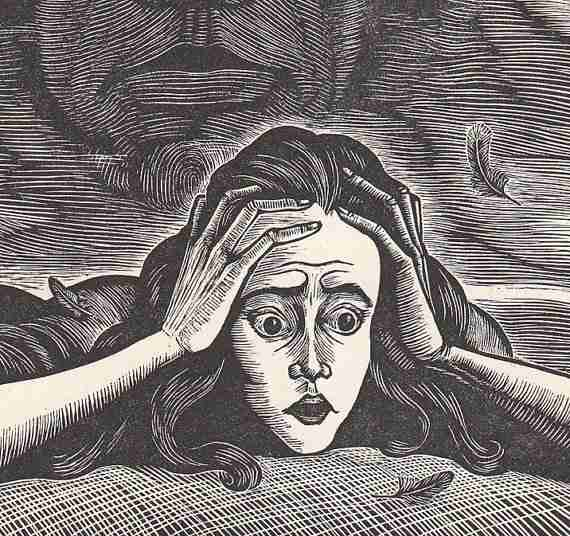 Wuthering Heights-Fritz Eichenberg