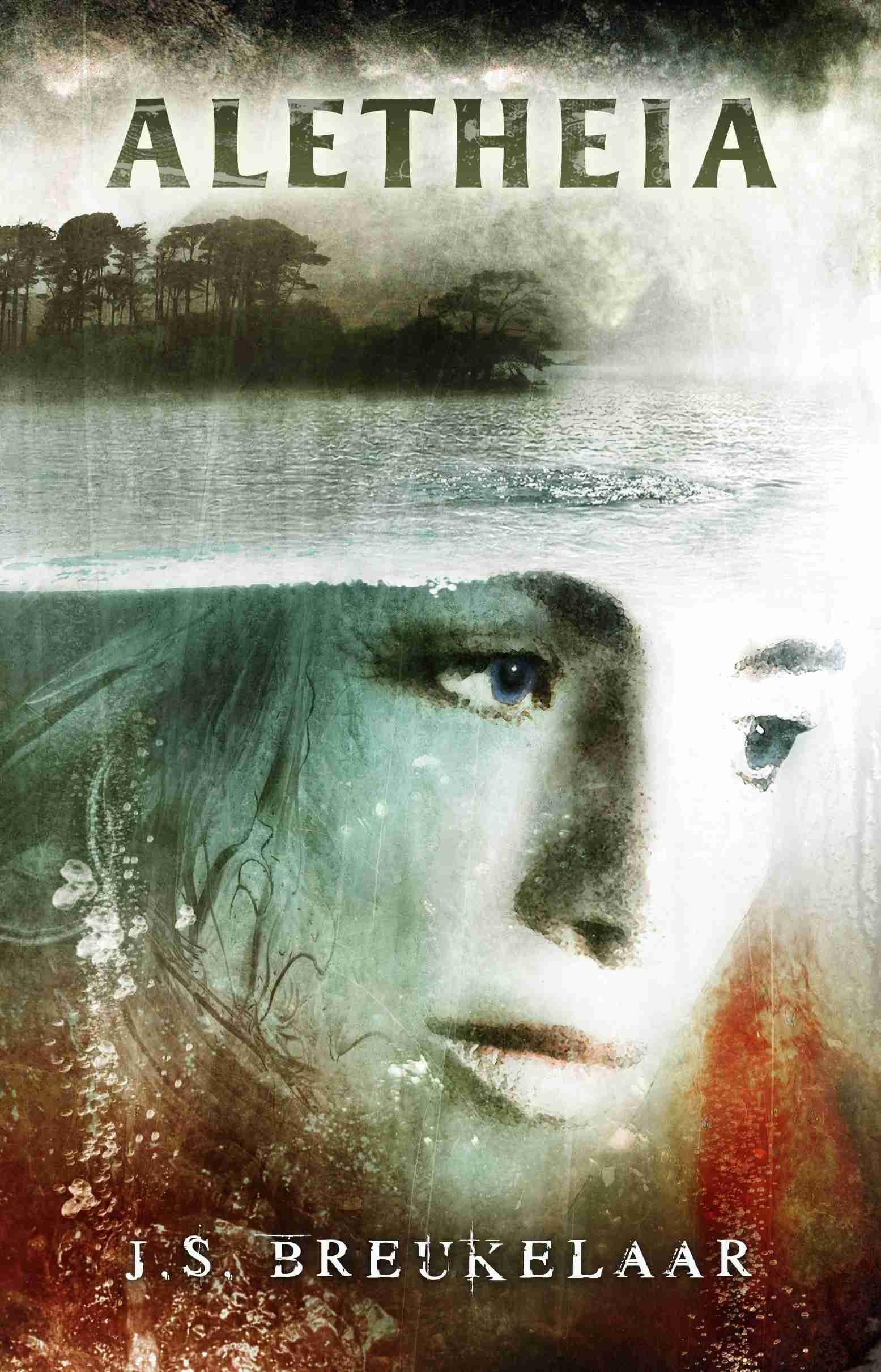 Aletheia, JS Breukelaar cover art Ben Baldwin