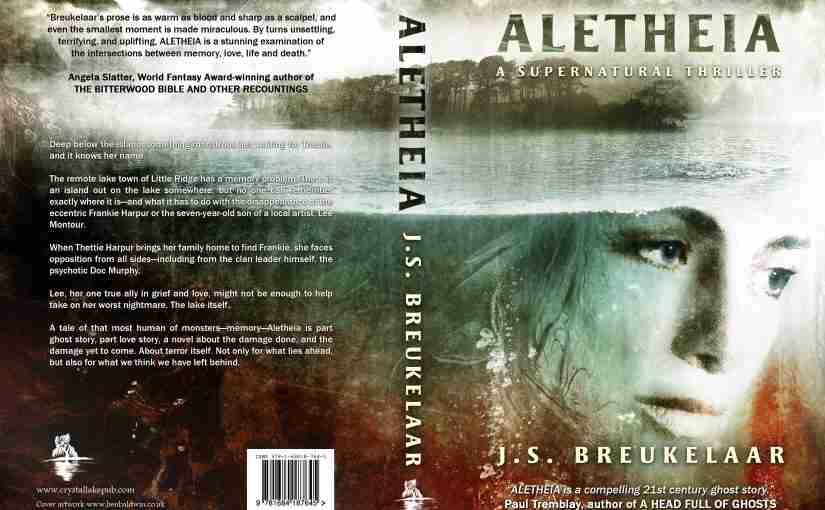 Aletheia by JS Breukelaar
