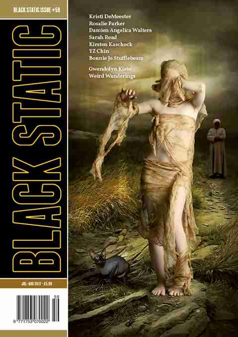 Black Static review ALetheia by JS BReukelaar