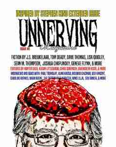 Unnerving Magazine King Issue